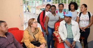 Plan Social equipa Casa Universitaria de Barahona