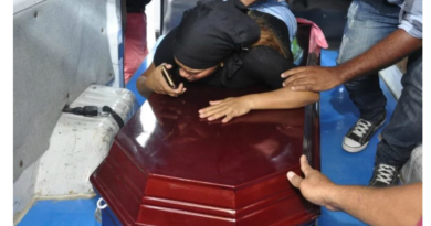 Gualey llora por Gabriela; víctima violencia machista