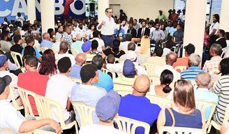 Abinader exige al Gobierno garantice libre tránsito de los dominicanos en territorio nacional