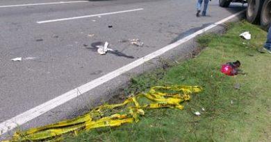 Reportan 11 muertes por accidentes en el Cibao en 24 horas