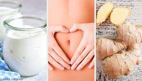 Alimentos capaces de aliviar tu dolor de estómago