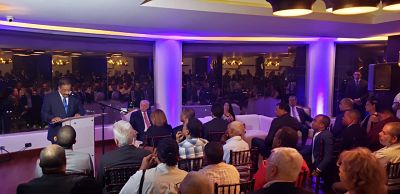 Roberto Rosario apoyó la pre candidatura presidencial de Leonel