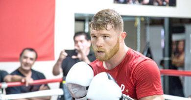 Canelo Álvarez arriesgará todo en su pelea con Ricky Fielding