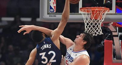 Clippers vencen a Wolves, que suman 6ta derrota a domicilio
