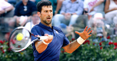Djokovic: 30 sets seguidos sin perder