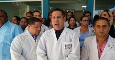 Médicos en Valverde paralizarán hospitales por 48 horas a partir de este martes