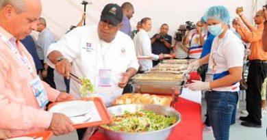 85 mil raciones alimenticias se servirán en los Juegos Nacionales