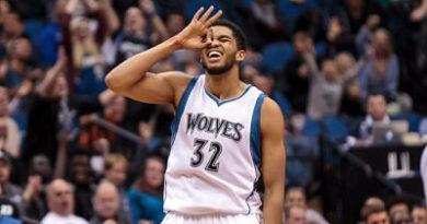 Karl Towns y Minnesota vencen; Clippers frenan a Memphis