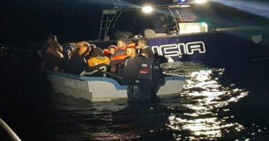 PUERTO RICO: La Policía intercepta yola procedente de RD con fentanilo