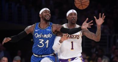 Vucevic lidera al Magic a derrotar de nuevo a los Lakers