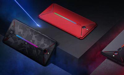 Nubia Red Magic Mars: un móvil gaming con 10 GB de RAM y botones capacitivos para jugar