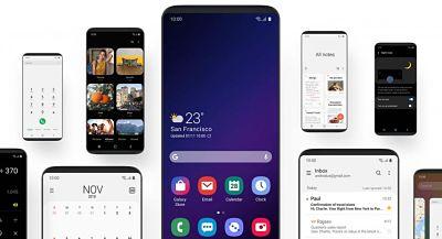 Así será One UI, la nueva interfaz para los Samsung Galaxy
