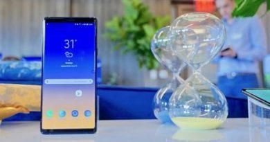 La pantalla del Galaxy Note 10 podría ser 4K