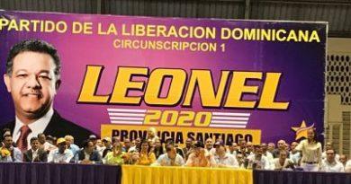 Radhamés Jiménez: no hay fuerza humana sobre la tierra que pueda impedir que Leonel se convierta en el próximo presidente