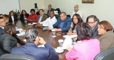 Diputados escuchan a Servio Tulio Castaños Guzmán sobre proyecto ley sistema penitenciario