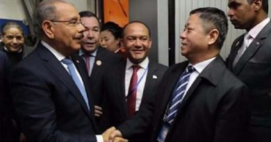 China impulsa lazos Centroamérica con visitas Medina y Sánchez Cerén