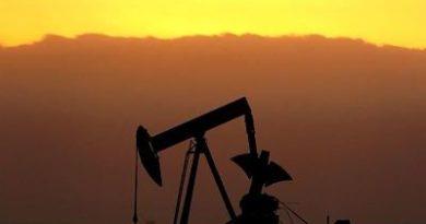 Petróleo de Texas baja a 60.67 dólares (-1.65 %) y entra en fase bajista