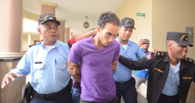 Ratifican prisión preventiva contra Chamán Chacra