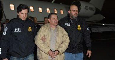 ALERTA: La defensa de 'El Chapo' asegura que el Cártel de Sinaloa sobornó a Peña Nieto y a su antecesor Felipe Calderón