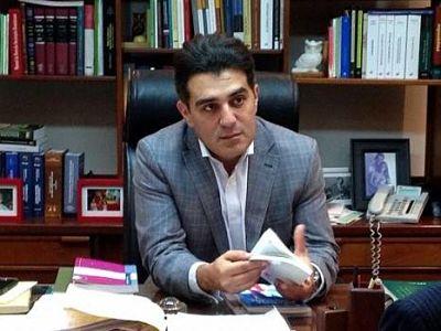 Julio Cury hablará en Argentina sobre transitorio prohíbe reelección de Medina