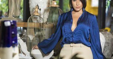 Arisleyda Villalona, la Condesa, inicia una nueva etapa en su carrera en el programa matutino Abriendo al Mañana.