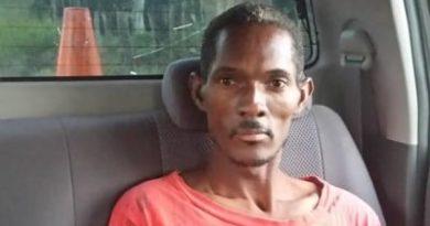 Capturado en Cotuí hombre mató mujer a machetazos en Haina delante de hijos
