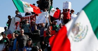 La caravana de migrantes choca con la xenofobia a su llegada a Tijuana