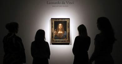 Da Vinci: La obra más cara del mundo se 'pierde' tras ser comprada por el príncipe heredero saudita