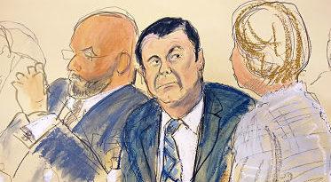 """""""Nunca lo traicioné pero me intentó matar 4 veces"""": Testigo protegido reconoce que odia a 'El Chapo'"""