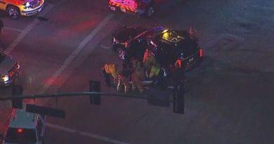 Tiroteo en un restaurante en California deja decenas de heridos