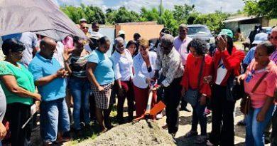 BRA Dominicana amplía programa de Agua Potable en comunidades de Sabana Grande de Boya