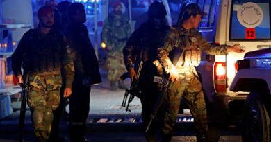 Al menos 26 muertos en una explosión en una mezquita en Afganistán