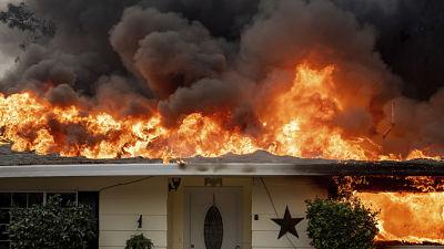Incendio forestal en Carlifornia: Víctimas fatales aumentan a 48