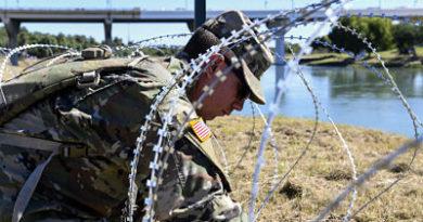Pentágono estima que despliegue de tropas en la frontera costará 72 millones de dólares