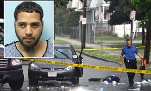 Niegan fianza a dominicano que intentó atropellar a un policía
