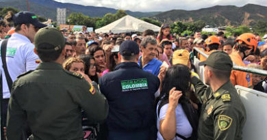 Más de 1 millón de venezolanos han ingresado a Colombia en el año 2018