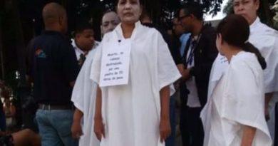 En Santiago conmemoran Día de la Eliminación de la Violencia contra la Mujer