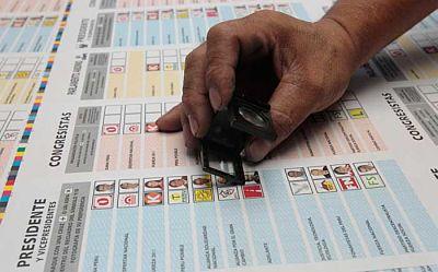 Expertos consideran que el voto preferencial tiene más desventajas en su aplicación