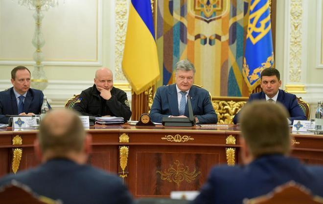 Petro Poroshenko anuncia el fin del estado de excepción en Ucrania