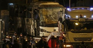 Abatidos 40 supuestos terroristas en Egipto tras el atentado en un autobús turístico junto a las pirámides