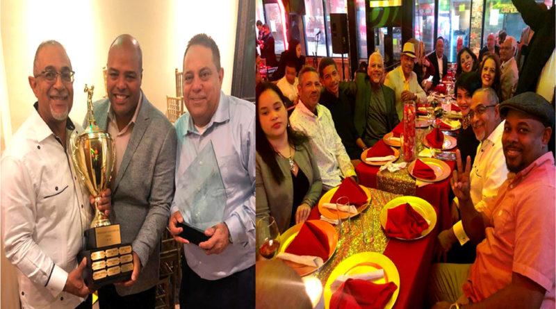 Asociación Dominicana de Golf en NY premia jugadores destacados en encuentro navideño