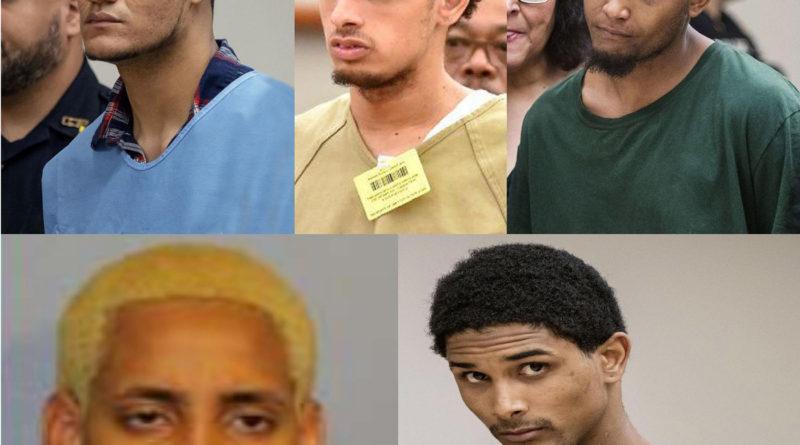 Cinco pandilleros acusados de la muerte de Junior serán enjuiciados por asesinato en primer grado