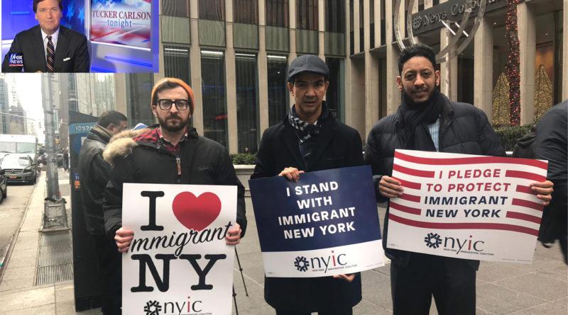 Concejal dominicano llama boicotear programa de Tucker Carlson en Fox News por ataque a inmigrantes
