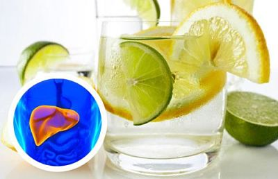 Cuidar de tu corazón e hígado gracias al agua tibia con limón