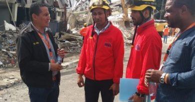 INVI dispone evaluación de viviendas a afectadas por explosión en Polyplas