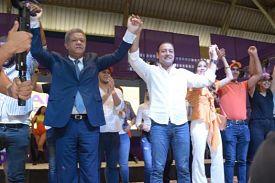 En el 2019 partidos políticos iniciarán lucha de poder en Santiago