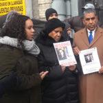 Espaillat y familia reclaman a policía agilizar búsqueda de dominicano desaparecido en el Alto Manhattan