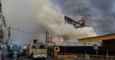 L&R Comercial dice ninguno de sus empleados resultó afectado en el fuego