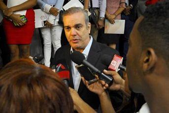 Luis Abinader advierte que reforma constitucional sería catastrófica