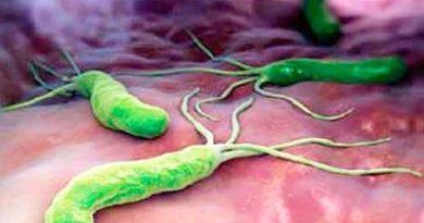 Método natural para eliminar la bacteria Helicobacter Pylori del estómago.
